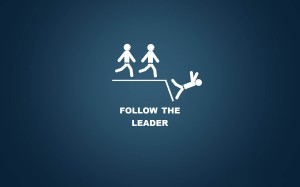 Follow-the-Leader