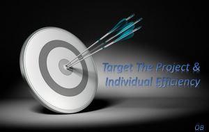 Target the efficiency